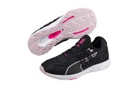 Puma SPEED RACER Women's Running Shoes Black-WinsomeOrchid-KPINK Sales