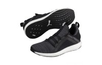 Puma Mega NRGY Heather Knit JrIron Gate-Black-White Sales