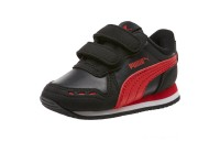 Puma Cabana Racer SL Sneakers INF Black-High Risk Red Sales