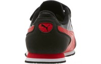 Puma Cabana Racer SL AC Sneakers PS Black-High Risk Red Sales