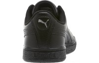 Puma Basket Classic JR Sneakers Black- Black Sales