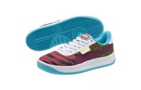 Puma California Animal Women's Sneakers Beetroot Purple-Phlox- White Sales