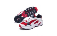 Puma CELL Viper Sneakers White-High Risk Red Sales