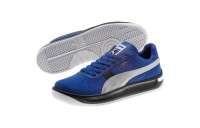 Puma GV Special Speedway VL Men's Sneakers Surf The Web- Silver Sales