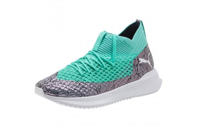 Puma FUTURE AVID NETFITCol Shift-Green-White-Black Sales