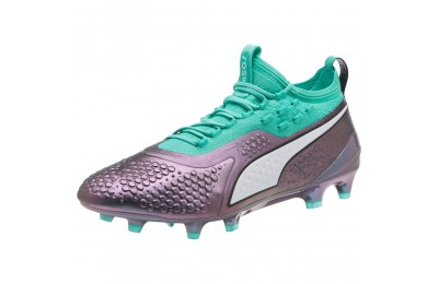 Puma PUMA ONE 1 IL Syn FG/AGCol Shift-Green-White-Black Sales