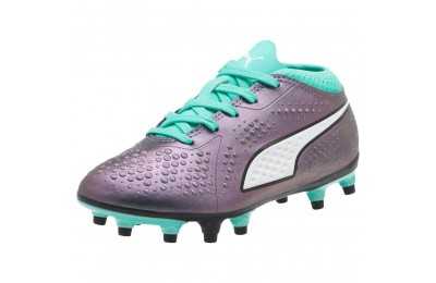 Puma PUMA ONE 4 IL Syn FG JrCol Shift-Green-White-Black Sales
