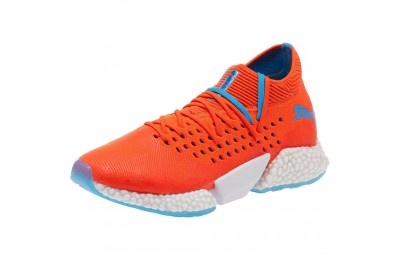 Puma FUTURE Rocket Men's Running Shoes Red Blast-Bleu Azur Sales