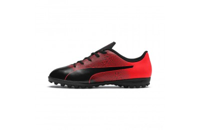 Puma PUMA Spirit II TT Jr Black-Red Blast Sales