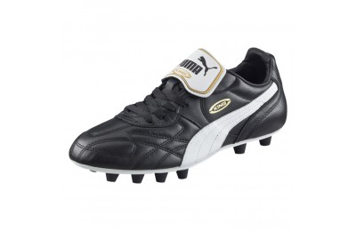 Puma King Top di FGblack-white-team gold Sales
