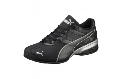 Puma Tazon 6 FM Men's Sneakers Black-puma silver Sales