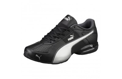 Puma Cell Surin 2 FM Men's Running Shoes Black-silver-dark shadow Sales