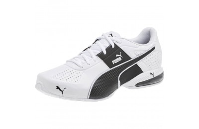 Puma Cell Surin 2 FM Men's Running Shoes White- Black Sales