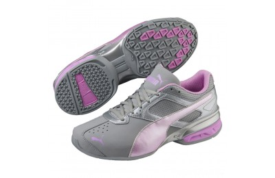 Puma Tazon 6 FM Women's Sneakers Quarry-Orchid-Silver Sales
