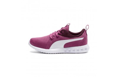 Puma Carson 2 Sneakers JRMagenta Haze-Fig- White Sales