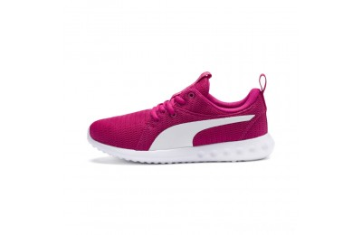 Puma Carson 2 Sneakers JRFuchsia Purple- White Sales