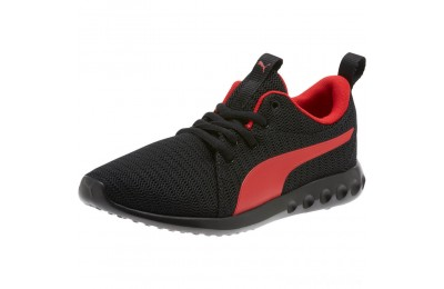 Puma Carson 2 Sneakers JR Black-High Risk Red Sales
