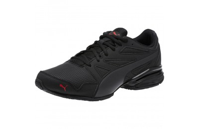 Puma Tazon Modern SL FM Men's Sneakers Black-high risk red Sales