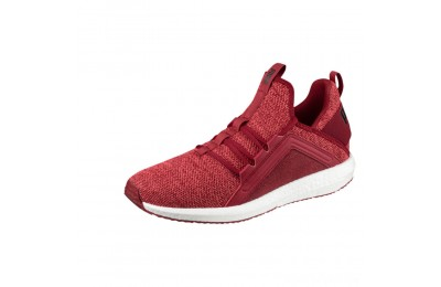 Puma Mega NRGY Knit Men's TrainersRed Dahlia-Flame Scarlet-Blk Sales