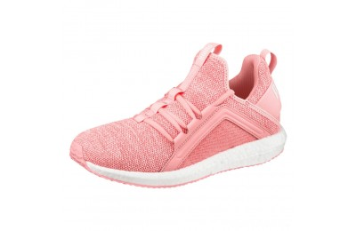 Puma Mega NRGY Knit Women's TrainersSoft Fluo Peach- White Sales