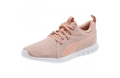 Puma Carson 2 Nature Knit Women's Running Shoes Pearl-Peach Beige Sales