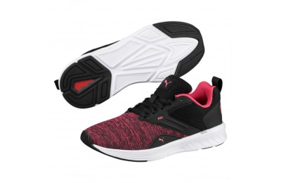 Puma NRGY Comet Running Shoes Black-Paradise Pink Sales