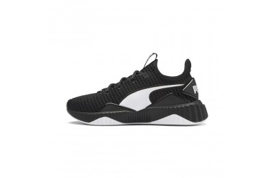 Puma Defy Women's Sneakers Black- White Sales
