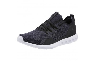 Puma Carson 2 X Knit Men's Running Shoes Black-Asphalt Sales