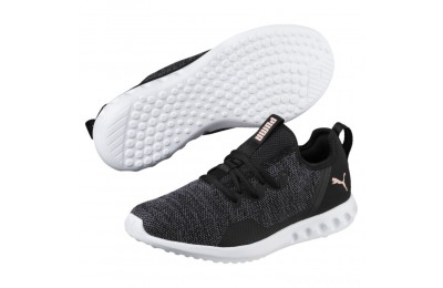 Puma Carson 2 X Knit Women's Running Shoes Black-Periscope Sales