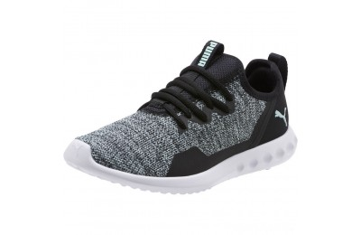 Puma Carson 2 X Knit Women's Running Shoes Black-Fair Aqua Sales