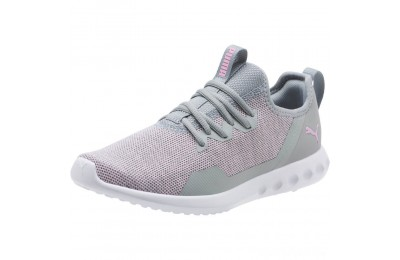 Puma Carson 2 X Knit Women's Running Shoes Quarry-Pale Pink Sales