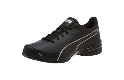 Puma Super Levitate Men's Running Shoes Black- Aged Silver Sales