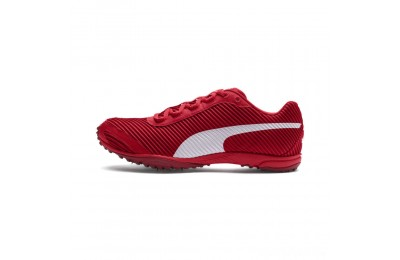 Puma evoSPEED Haraka 5Red-Pomegranate-Silver Sales