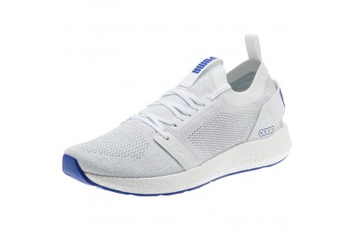 Puma NRGY Neko Engineer Knit Men's Running Shoes White-Surf The Web Sales