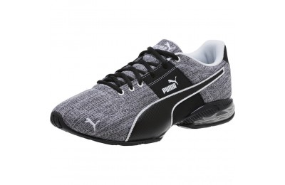 Puma CELL Surin 2 Heather Men's Running Shoes Black- White Sales