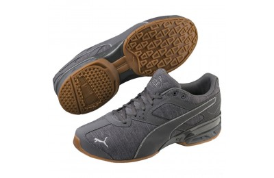 Puma Tazon 6 Heather Rip Men's Sneakers Quarry-Iron Gate Sales