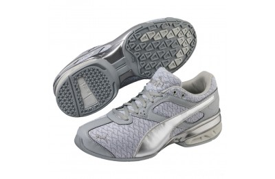 Puma Tazon 6 Luxe Women's Sneakers Gray Violet-Quarry-Silver Sales