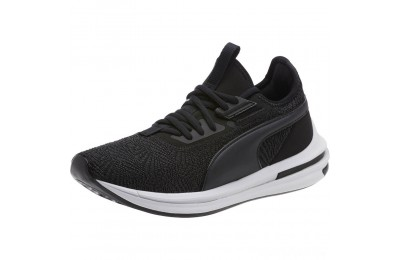 Puma IGNITE Limitless SR-71 Women's Running Shoes Black Sales