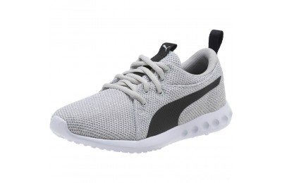 Puma Carson 2 Bold Knit Sneakers JRGray Violet- Black Sales