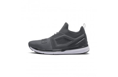 Puma IGNITE Limitless 2 Running Shoes Iron Gate- Black Sales