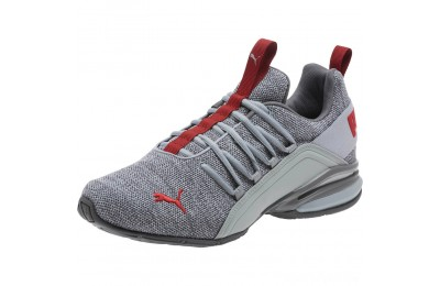 Puma Axelion SneakerQuarry-QUIET SHADE-Red Sales