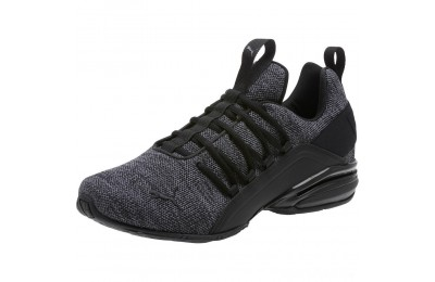 Puma Axelion Sneaker Black-QUIET SHADE Sales