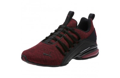 Puma Axelion SneakerPomegranate- Black Sales