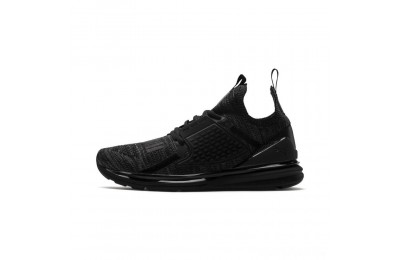 Puma IGNITE Limitless 2 evoKNIT Sneakers Black-Iron Gate Sales