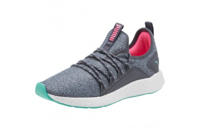 Puma NRGY Neko Knit Women's Running Shoes Iron Gate-Quarry Sales