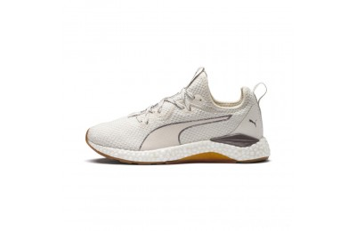 Puma Hybrid Runner Luxe Women's Running Shoes Whisper White- White Sales