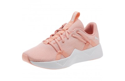 Puma Incite Knit Women's Training Shoes Peach Bud- White Sales