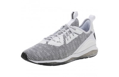 Puma Cell Descend Men's Running Shoes White- Black Sales