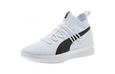 Puma Clyde Court Men's Basketball Shoes White Sales
