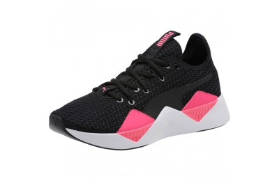 Puma Incite FS Women's Training Shoes Black-KNOCKOUT PINK Sales